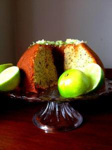 Aww Lime cake